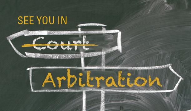 ARBITRATION v. LITIGATION