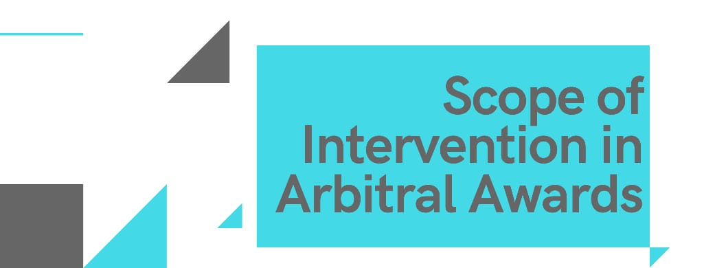 SECTION 34 v. SECTION 48: THE SCOPE OF COURT INTERVENTION